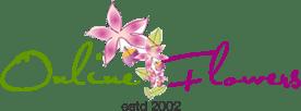 Logo Online Florist | Singapore Online Flowers Shop